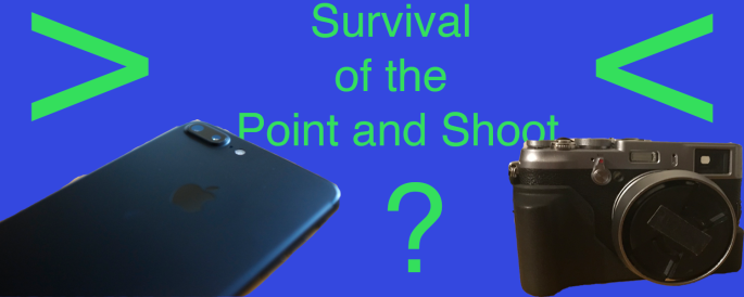 Survival of the Point and Shoot