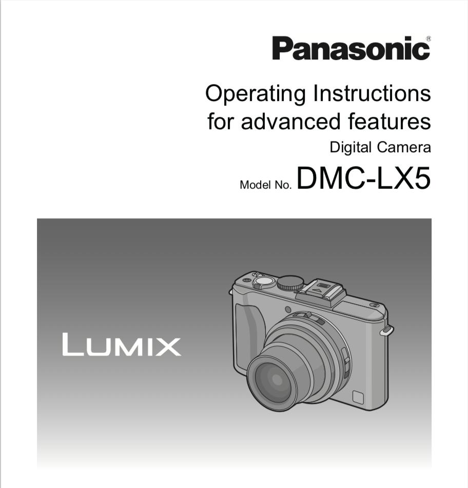 camera profile panasonic dmc lx5 apple guide rh appleguideweb wordpress com Marcum LX5 Craigslist LX5 vs LX7